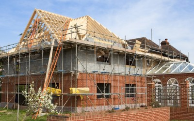 RF Builders now offer a full Scaffolding Service in Plymouth