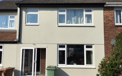 A New Extension for Plymouth family home