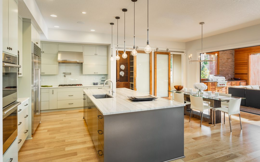 4 essential tips for planning your dream kitchen