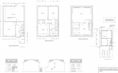 5 Bedroom Detached House build in Plymstock